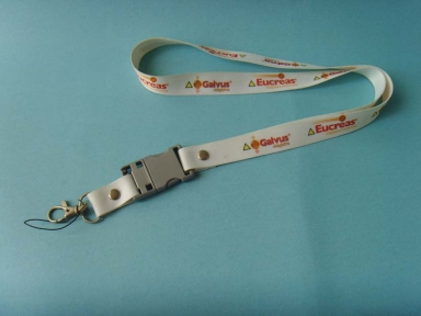 20mm print lanyards custom
